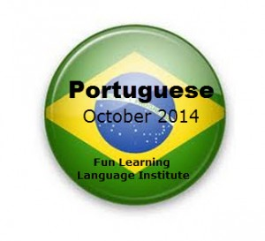 Fun Learning Language Institute Portuguese Courses oct 2014