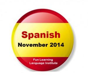 Fun Learning Language Institute Spanish Courses nov 2014
